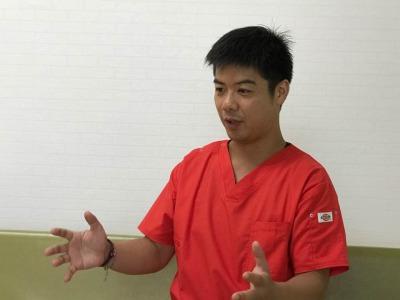 どんな患者さんに来て欲しいですか?