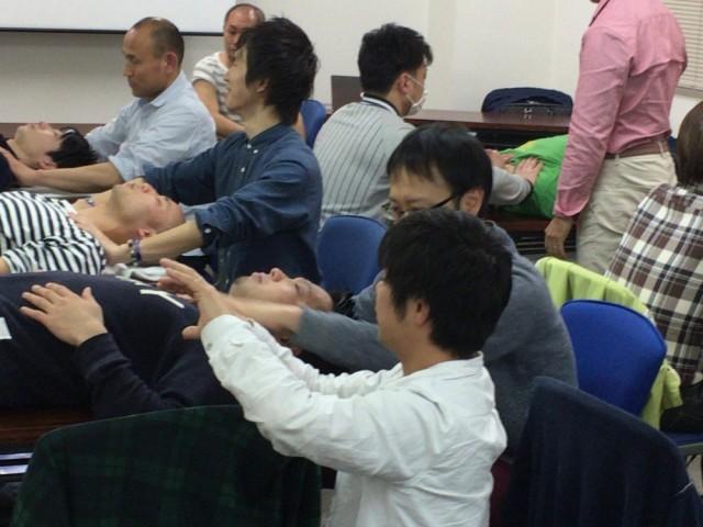 勉強会の写真