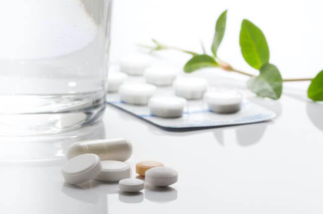 いつまで薬で対処しますか? 画像
