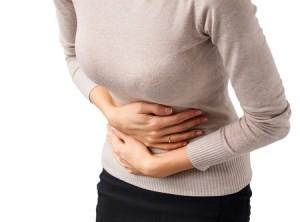 26252255 - woman having stomach ache