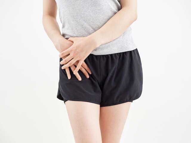 股関節痛 画像
