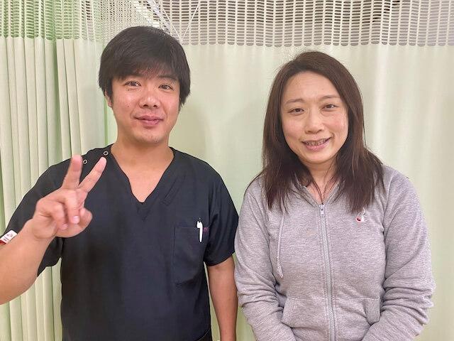 患者さんの写真2